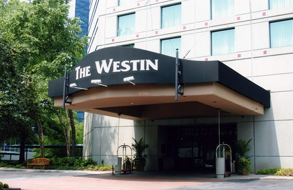 The Westin Commercial Awning
