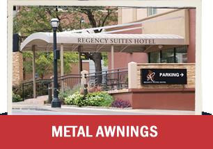 Metal Awnings