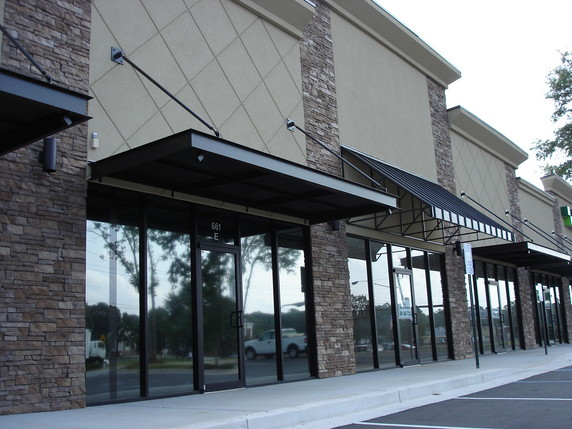 Atlanta Awnings | Commercial Fabric Awnings | Residential ...