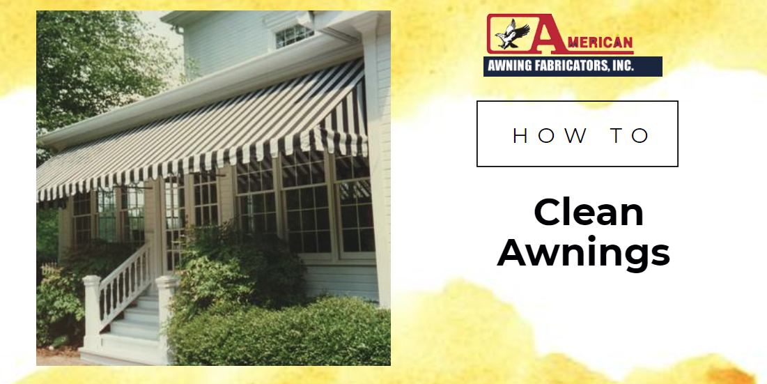 Atlanta Awnings | Commercial Fabric Awnings | Residential