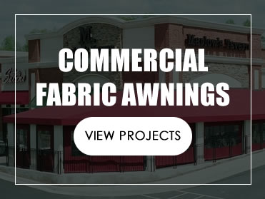 Commercial Fabric Awnings